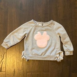 Disney Minnie Sweatshirt